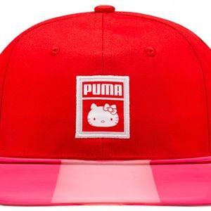 991f9920d9a Puma Accessories - Puma x Hello Kitty Adjustable Cap
